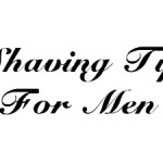 Straight Razor Shaving Tips