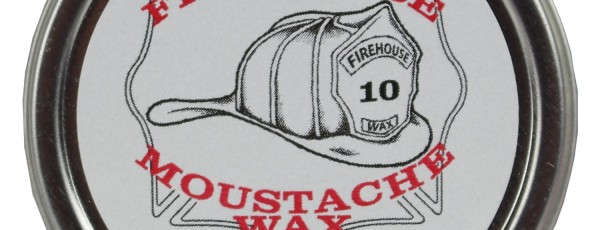 Firehouse Mustache Wax Review