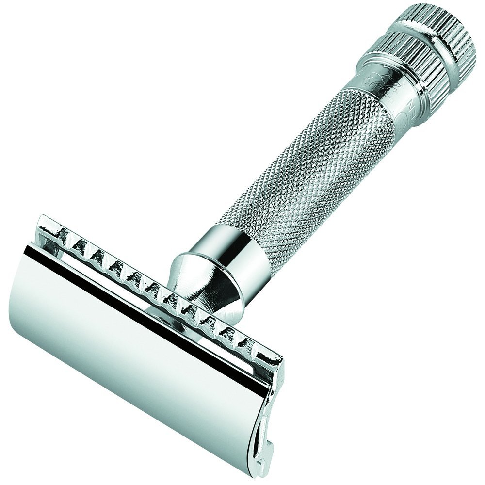Merkur Heavy Duty Double Edge Razor 34C