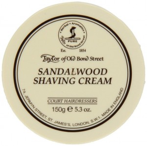 6 Taylor of Old Bond Street Sandalwood Shaving Cream Bowl