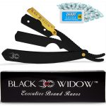 Black Widow Straight Razor Review