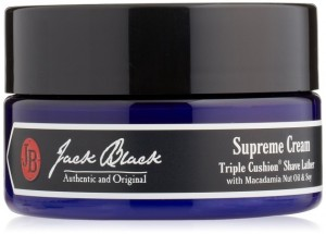 9 Jack Black Supreme Cream Triple Cushion Shave Lather