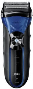 Braun Dry Electric Shaver