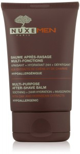use nuxe men multi-purpose aftershave balm