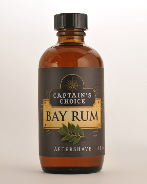 captains choice store bay rum aftershave