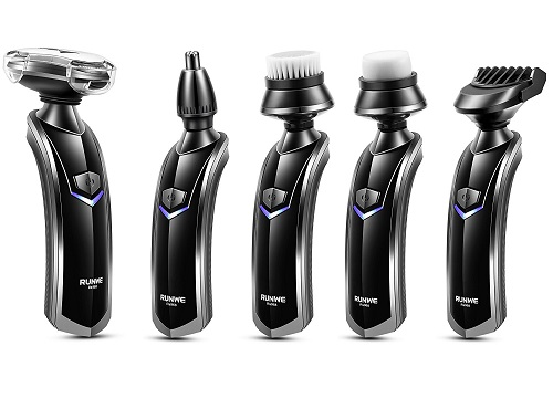 Runwe RS968 6-in-1 Electric Shaver