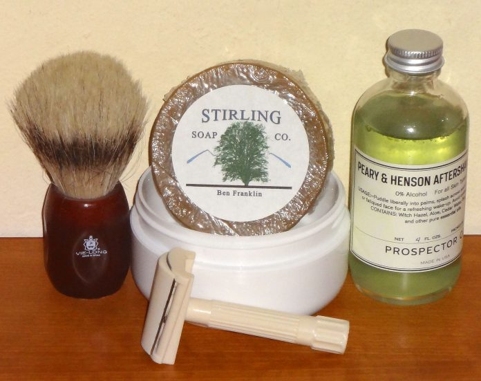Get Familiar with Stirling Soap