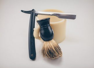 shaving scuttle