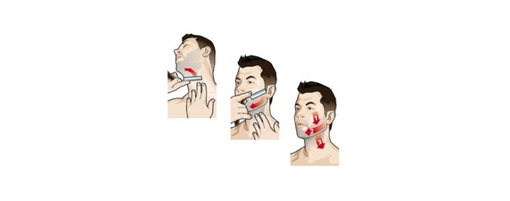 how to straight razor shave