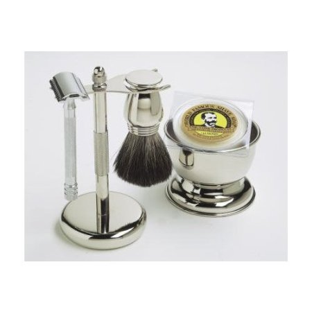 merkur shaving mug gift set