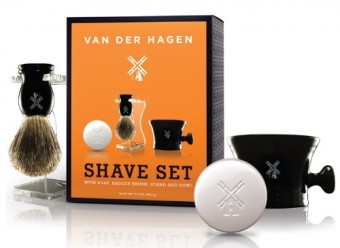 Van Der Hagen Men's Luxury Shave Set