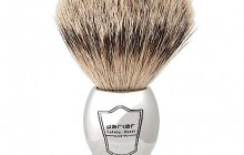 Parker Safety Razor 100% Silvertip Badger Bristle