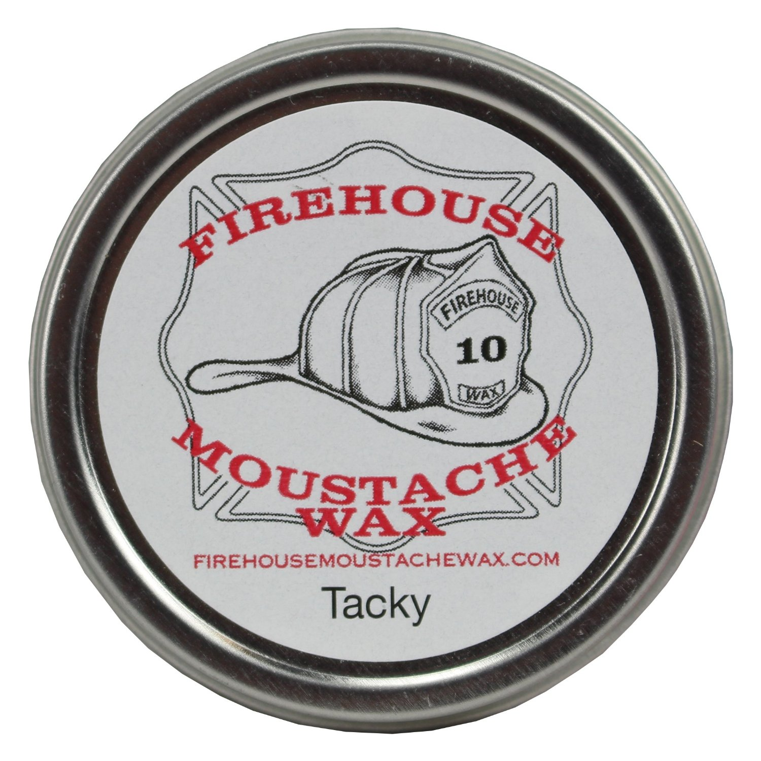 Firehouse Mustache Wax Wacky Tacky