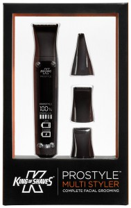 King of Shaves Prostyle Multi Styler review