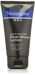 Neutrogena Men's Razor Defense Post Shave Lotion review