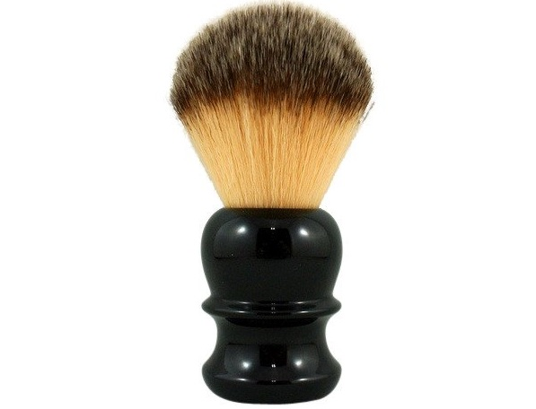 a razorock synthetic shaving brush