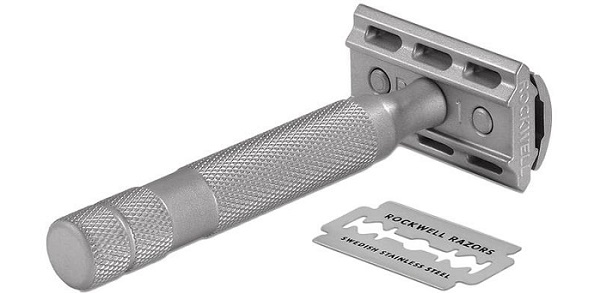 a Rockwell safety razor