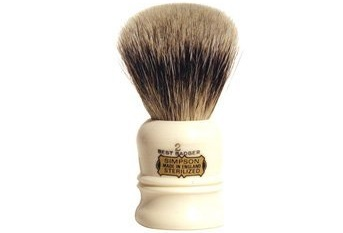 a Simpson Duke 2 Best Badger Shaving Brush