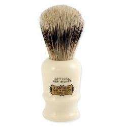 a Special S1 Best Badger Shave Brush 90mm