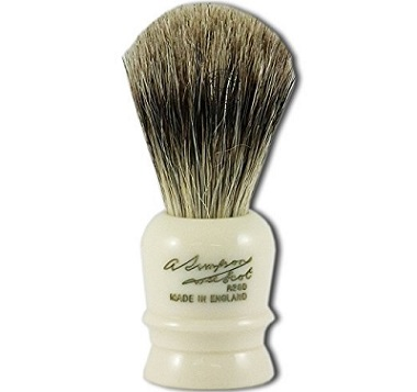 a Wee Scot Best Badger Shave Brush 70mm