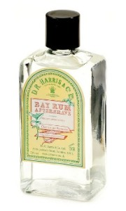 dr. harris bay rum aftershave