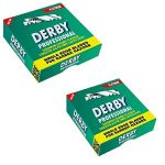 Derby Razor Blades Review – Features, Pros, Cons & Price