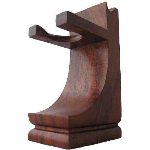 Mission Style Wood Shave Stand