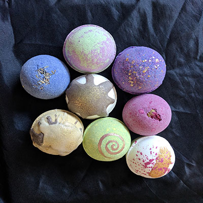Bath Bombs Mickey Lee Soapworks