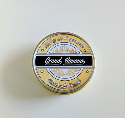 Grand Havana Water Based Pomade Mickey Lee Soapworks