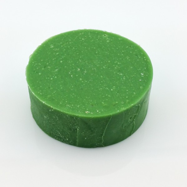 Green Tea And Peppermint Shampoo Bar Mickey Lee Soapworks