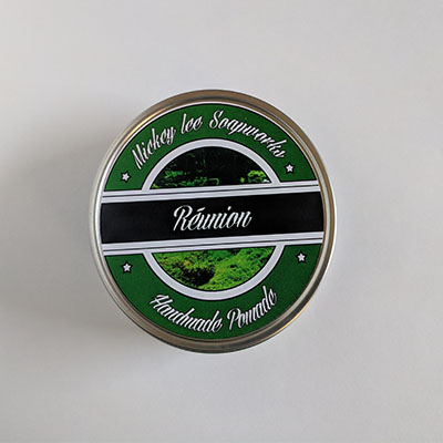 Réunion Water Based Pomade Mickey Lee Soapworks