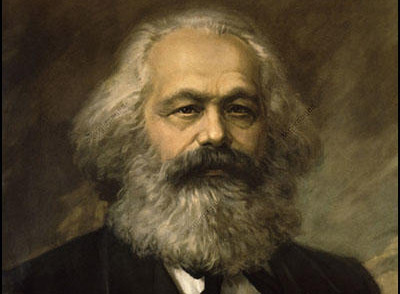 Karl Marx having one of the epic beards