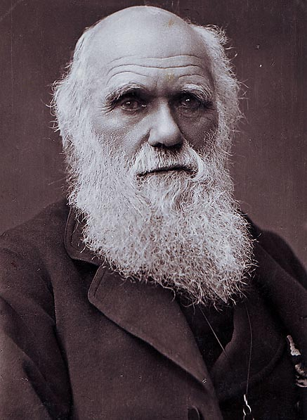 Charles Darwin having one of the epic beards