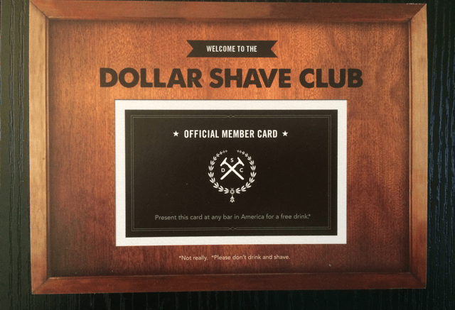 Official Member Club For Dollar Shave Club vs Harrys