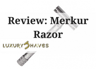 merkur razor-Merkur Long Handled Safety Razor