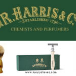About D.R. Harris Razors – Male Grooming From Plastic Disposable Razors