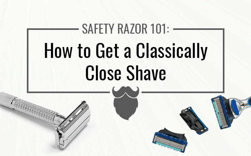 How To Get A Classically Close Shave